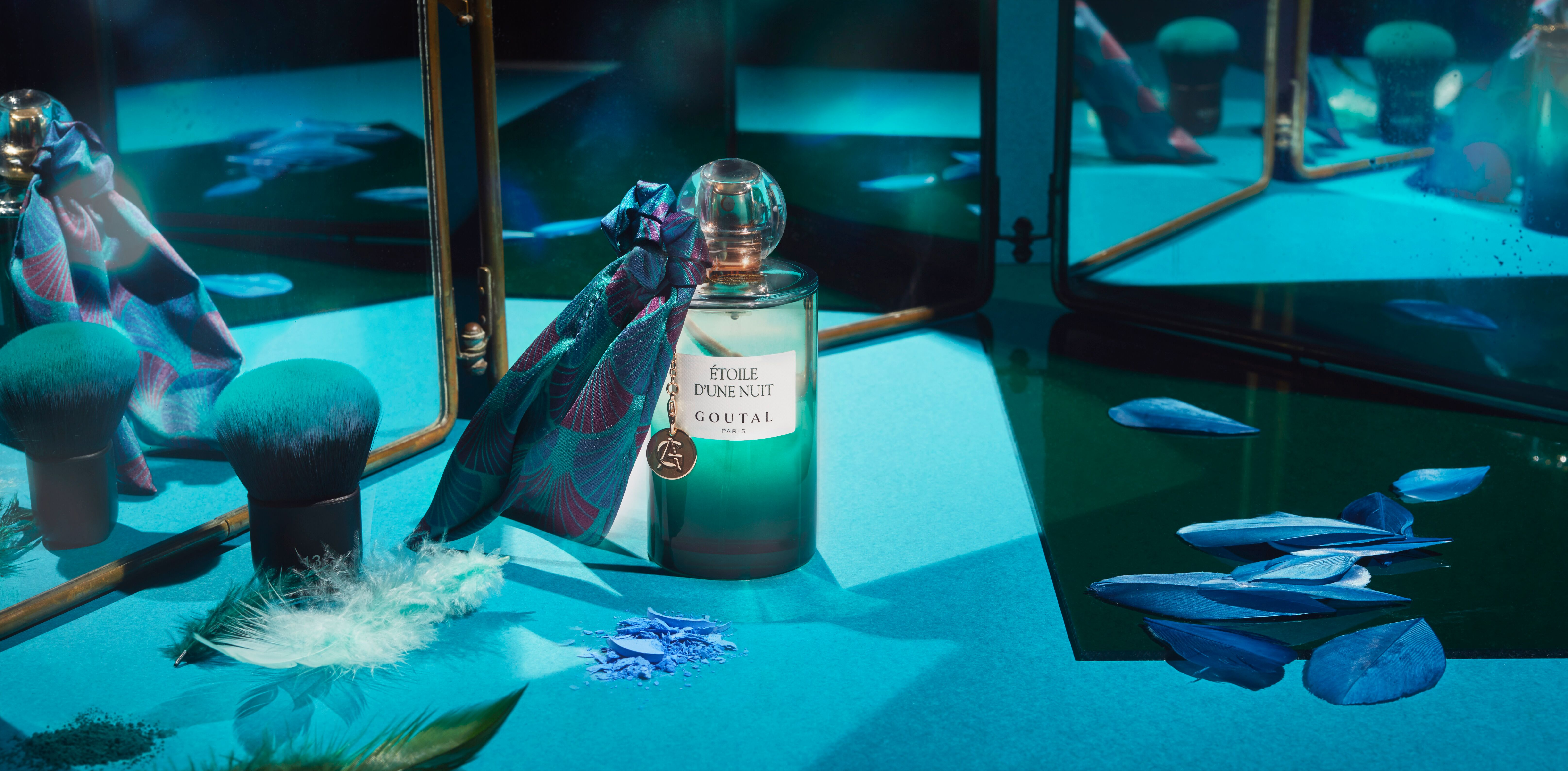 The new perfume Etoile d'Une Nuit