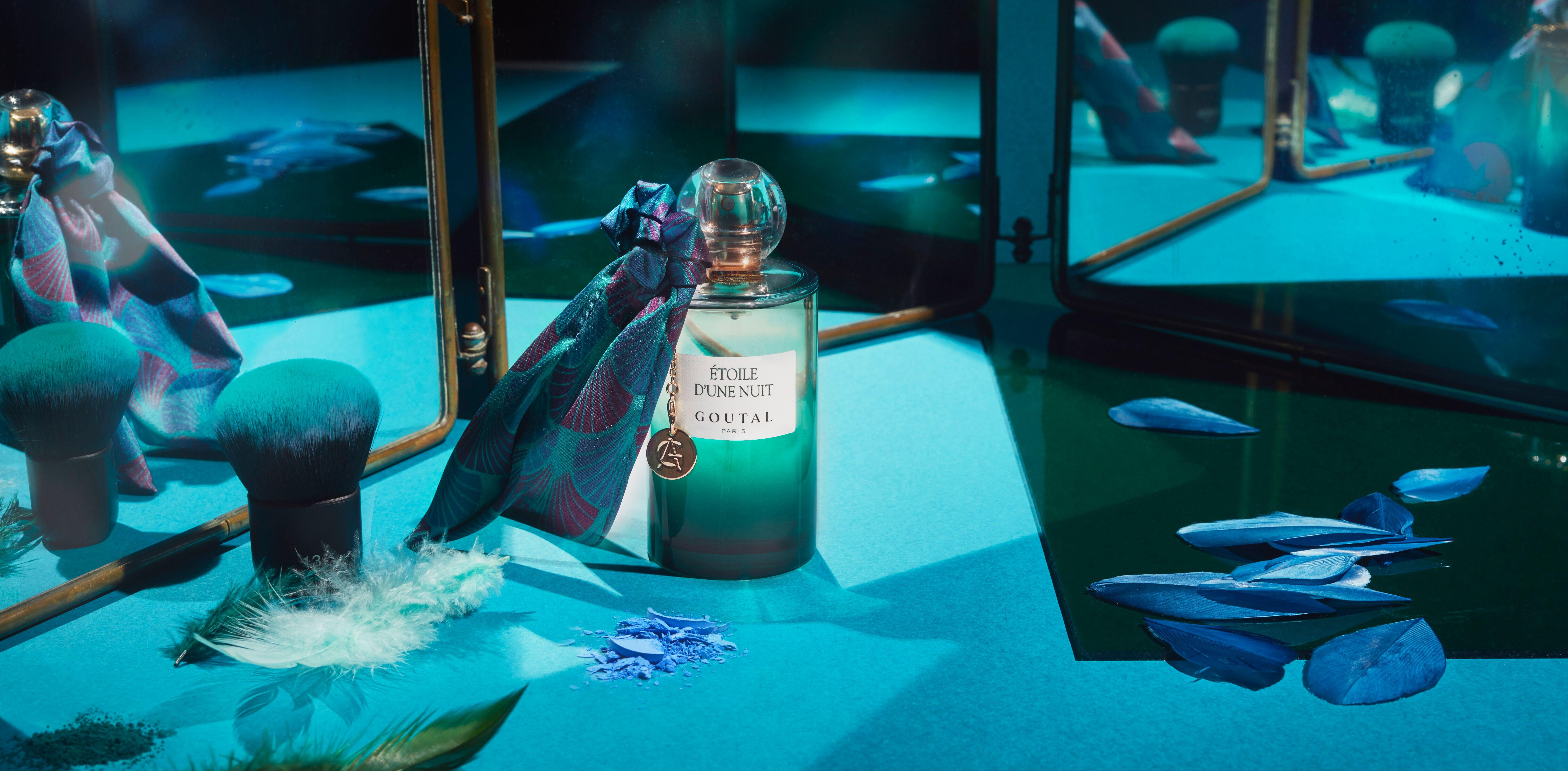 The new perfume Etoile d'Une Nuit