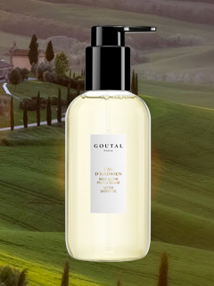 EAU D'HADRIEN SHOWER OIL
