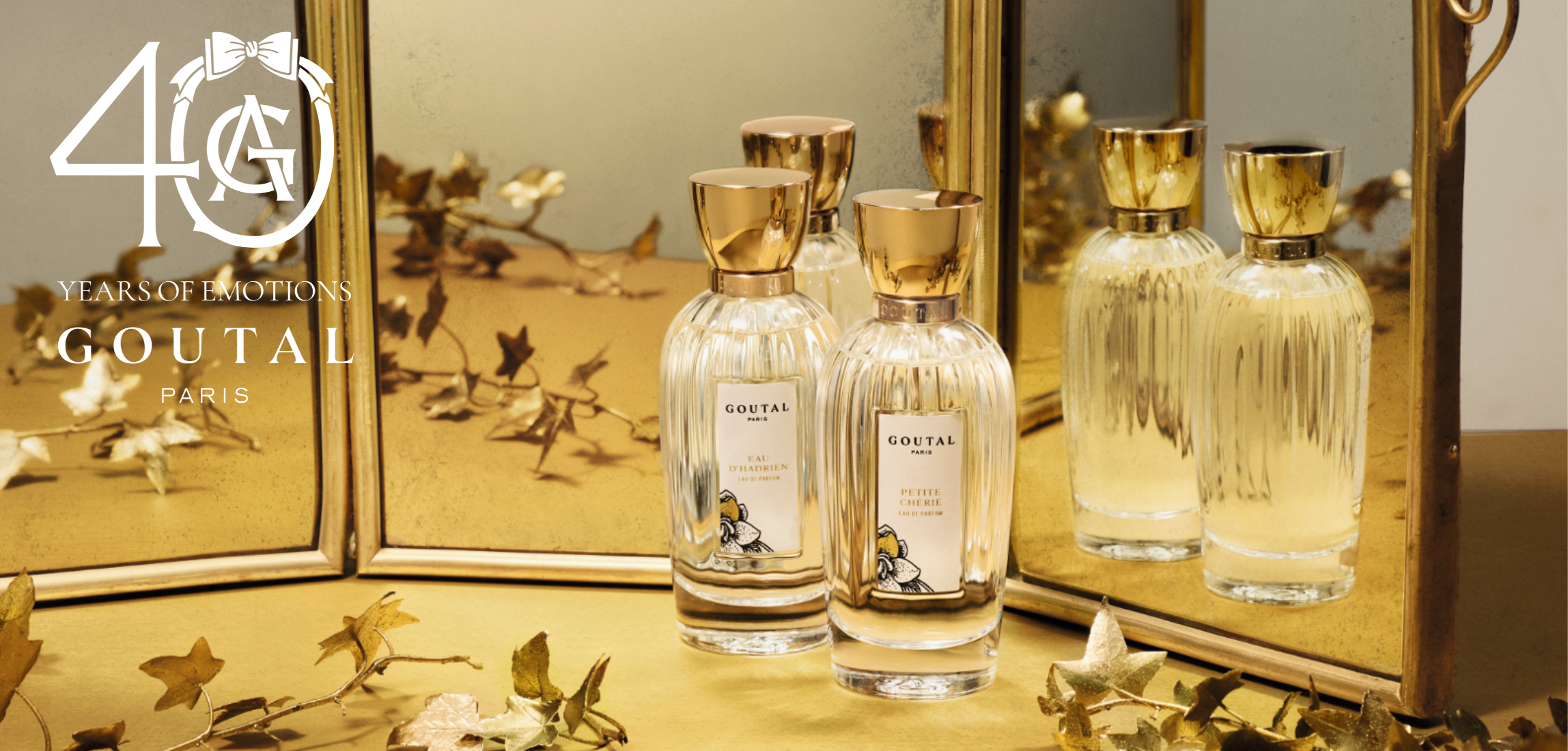 Goutal celebrates its 40th Anniversary